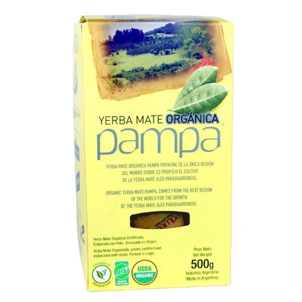 Yerba Mate Pampa Organica 500g
