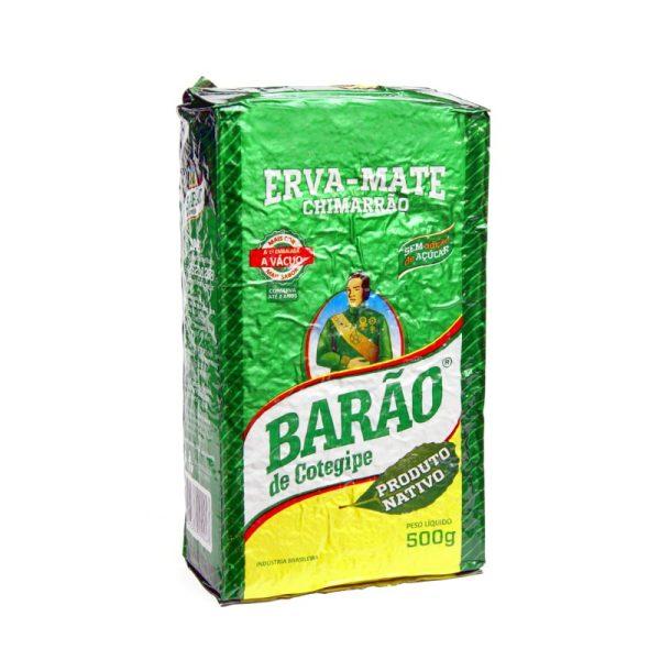 Erva Mate Barao Nativa 500g