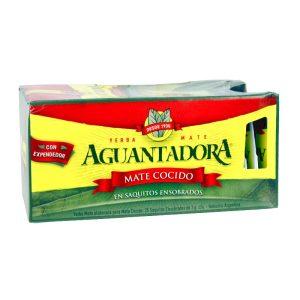 Mate Cocido Aguantadora 25 Tea Bags