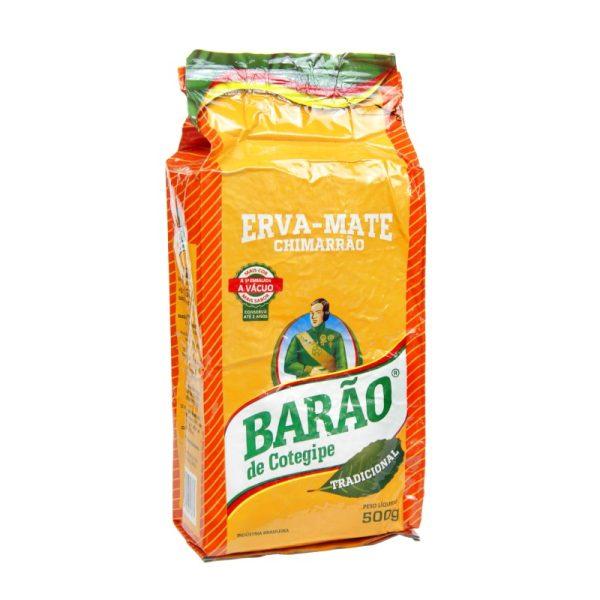 Yerba Mate Barao Tradicional 500g