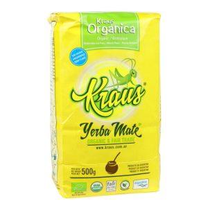 Yerba Mate Kraus Organica 500g