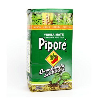 Yerba Mate Pipore Compuesta con Hierbas 500g