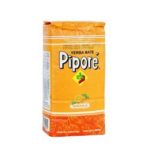 Yerba Mate Pipore Naranja