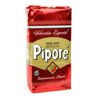 Yerba Mate Pipore Seleccion Especial 500g