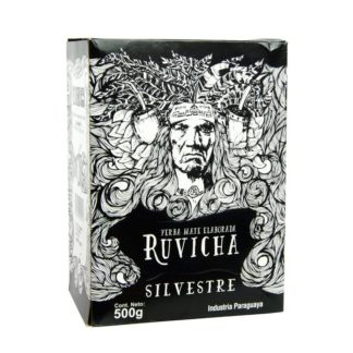 Yerba Mate Ruvicha Silvestre 500g