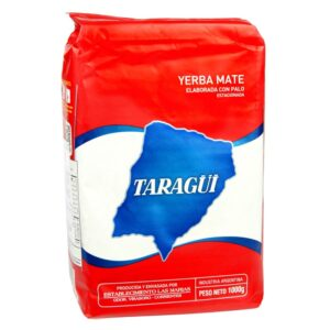 Yerba Mate Taragui con Palo 1000g