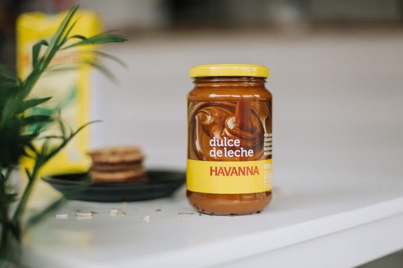 Havanna dulce de leche - un mate