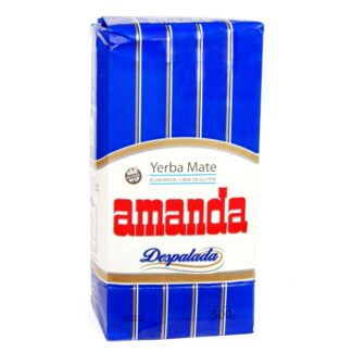 Yerba Mate Amanda Despalada 500g