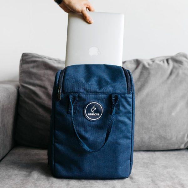 Una Mochila Matera with Computer pocket