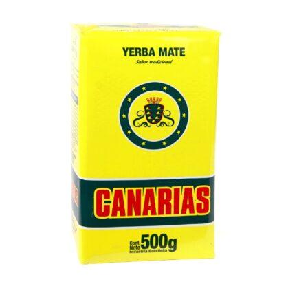 Yerba Mate Canarias 500g