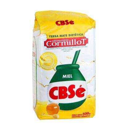 Yerba Mate Cbse Miel (Honey) 500g