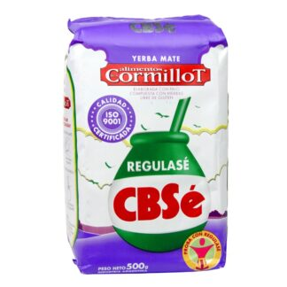 Yerba Mate CBSe Regulase 500g