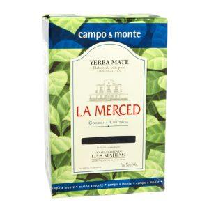 Yerba Mate La Merced de campo & Monte 500g