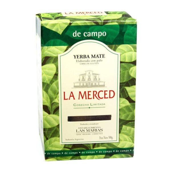 Yerba Mate La Merced de campo 500g