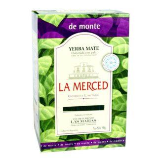 Yerba Mate La Merced de Monte 500g