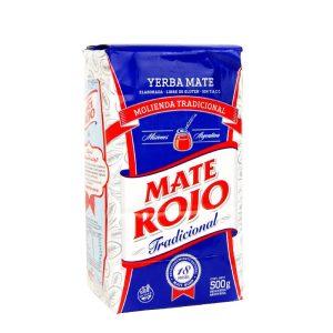 Yerba Mate Mate Rojo 500g