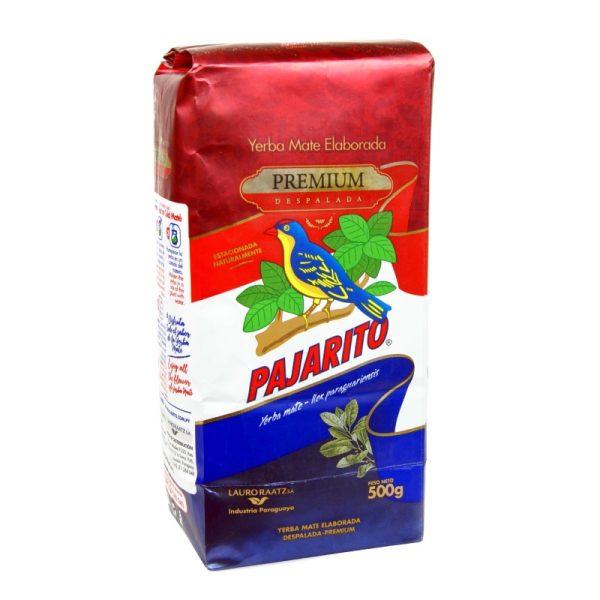 Yerba Mate Pajarito Premium Despalada 500g
