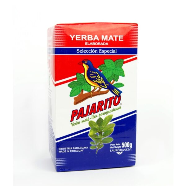 Yerba Mate Pajarito Seleccion Especial 500g