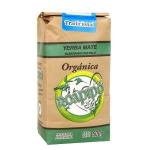 Yerba Mate Roapipo Organica 500g