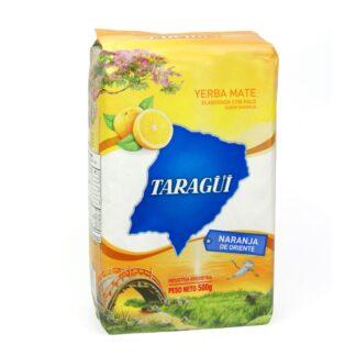 Yerba Mate Taragui Naranja de Oriente (Orange) 500g