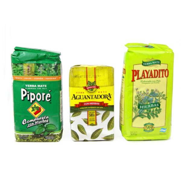 Flavoured Mate Pack