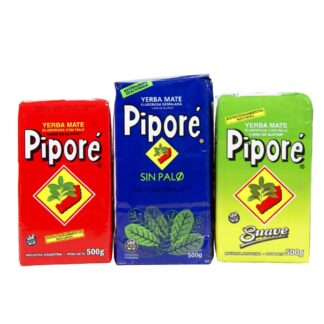 Pipore Traditional Mate Pack