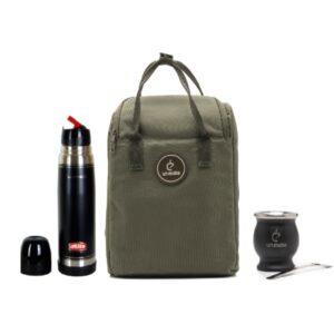 Yerba Mate Set with thermo and backpack