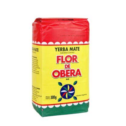 Yerba Mate Flor de Obera 500g