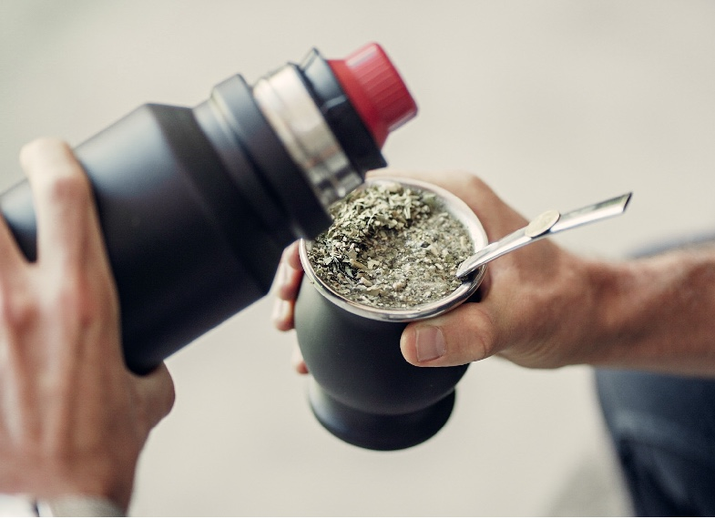 Step 5: How to make yerba mate