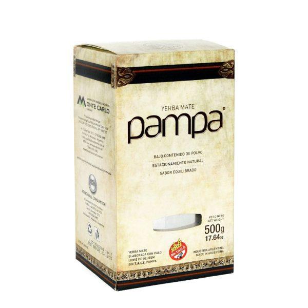 Yerba Mate Pampa BCP 500g