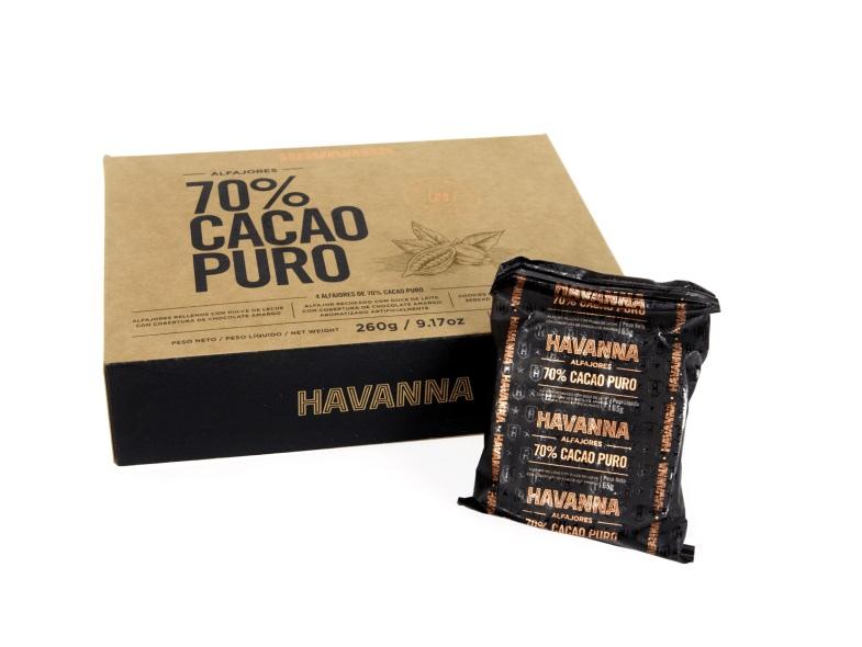Havanna Alfajor Cacao puro