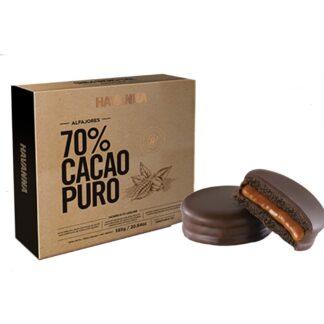 Havanna Alfajores Cacao Puro