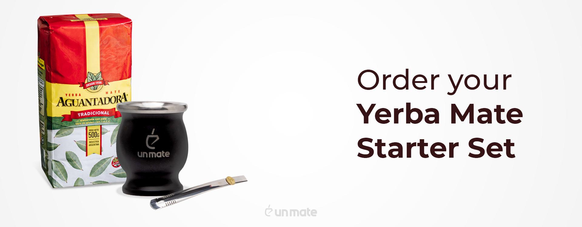 Order Yerba Mate Starter Set