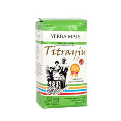 Yerba Mate Titrayju