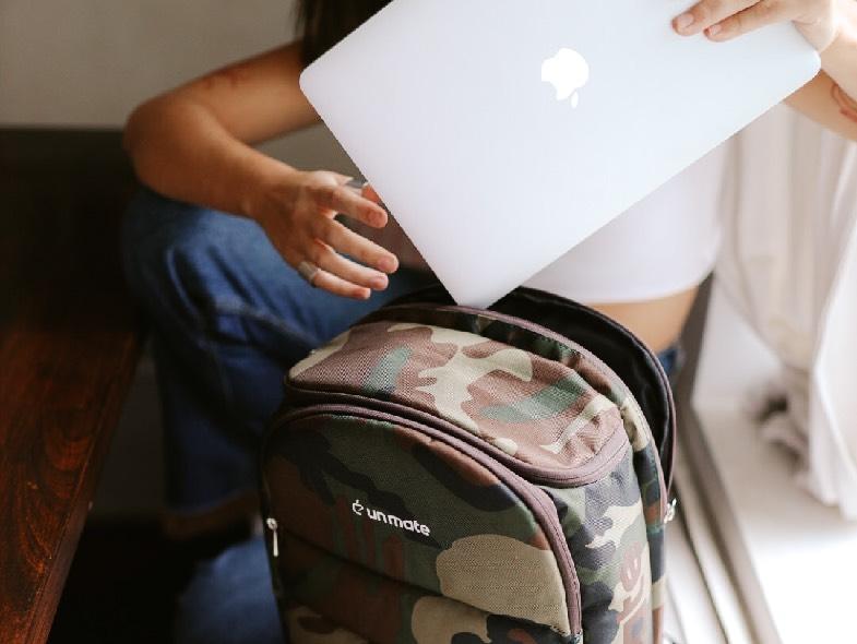 Una Re Mochila Matera Un Mate - backpack